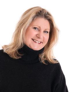 Sheila Partridge portrait